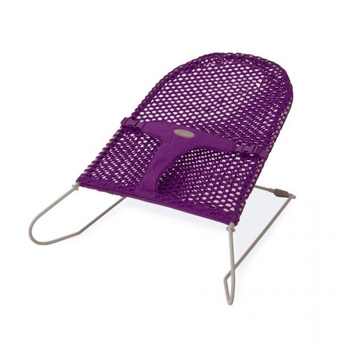 Mesh Bouncinette - Purple