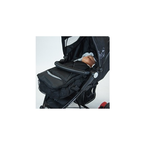 Babyhood Universal Baby Carrier - Black (Storm)