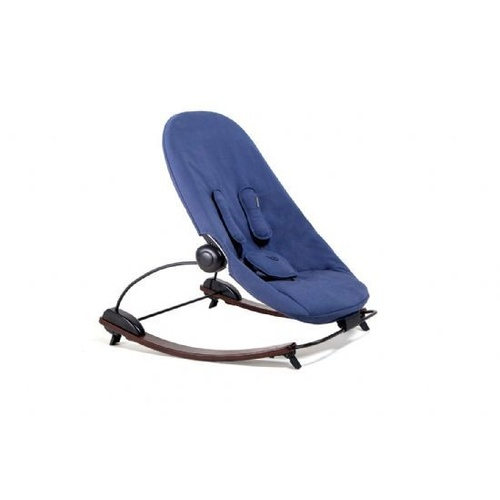 Coco Go Lounger Capp Frame Navy Organic Seat