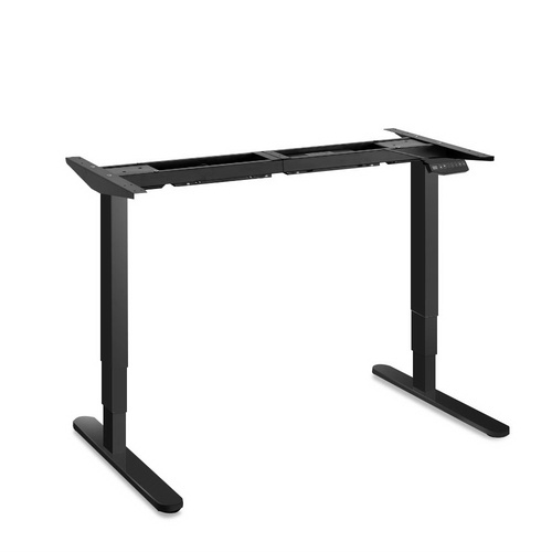 Artiss Motorised Standing Desk - Black