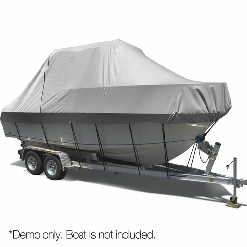 Seamanship 17 - 19ft Waterproof Boat Cover
