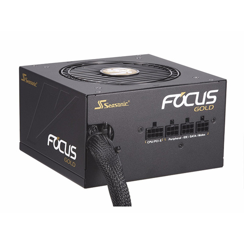 SEASONIC FOCUS GOLD 550W POWER SUPPLY