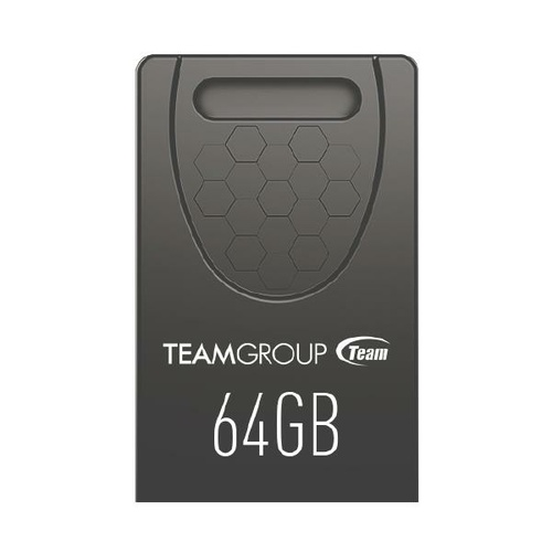 Team Group Touch Zinc Alloy USB Drive 64GB, C157, USB3.1, 85MB/s Read, 20MB/s Write, 3.4g, Lifetime Warranty