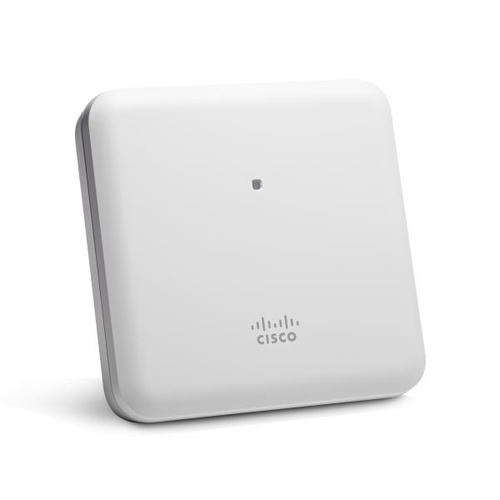 Cisco Aironet 1852i Indoor Access Point with internal antennas, Dual-band 802.11ac Wave 2 with Mobility Express Controller Software