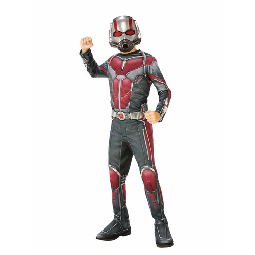 Ant-Man Classic Costume - Size S (3-4 Yrs)