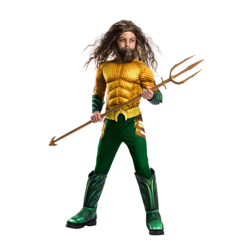 Aquaman Deluxe Costume - Child