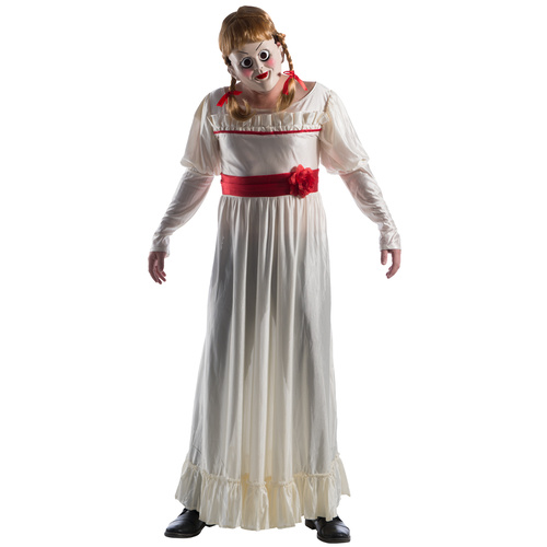 Annabelle Deluxe Costume - Size Std